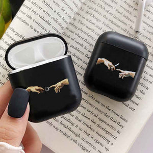 Michelangelo Airpods cases