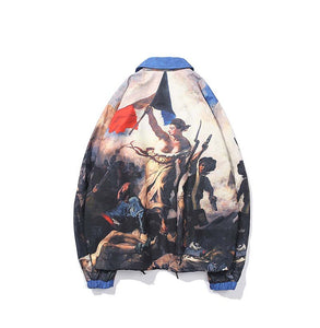 Liberty Leading the People Jacket