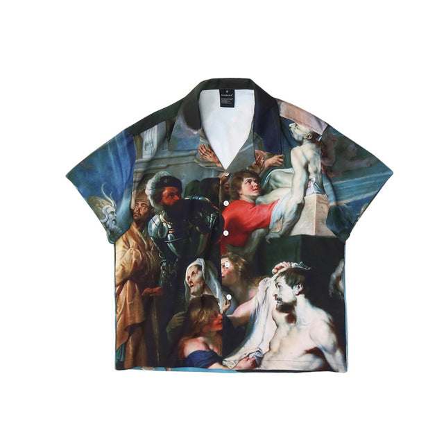 Renaissance inspired shirt