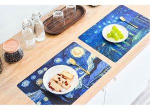 Van Gogh Table Placemats