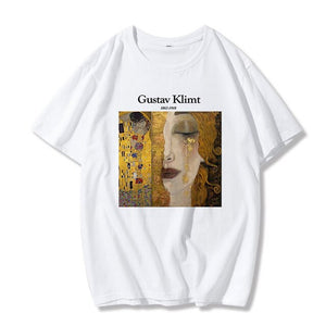Gustav Klimt T-Shirt collection