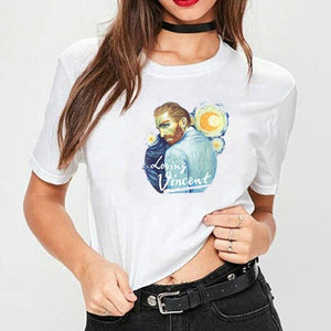 Loving Vincent T-shirt