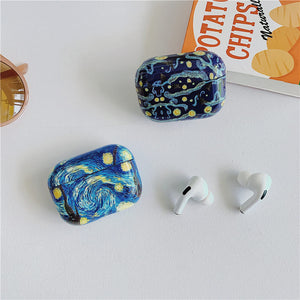 Van Gogh Airpods Case