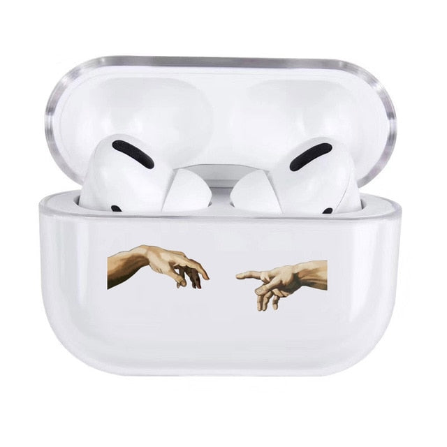 Artsy Airpods cases
