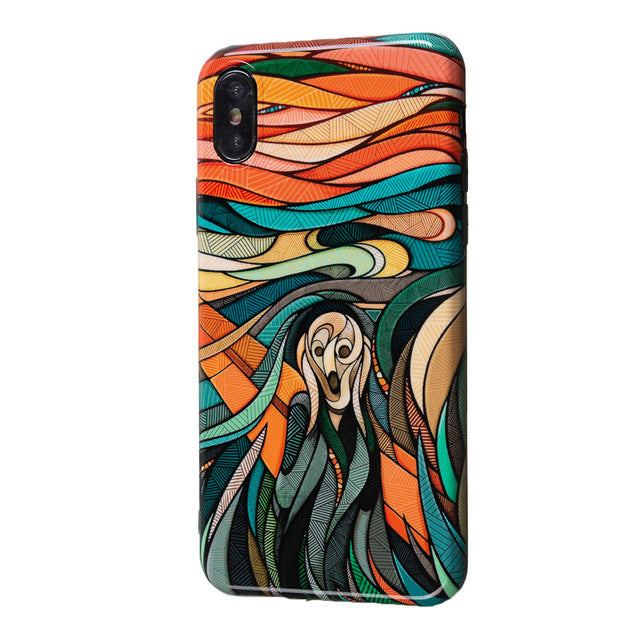 Artsy bright iphone cases