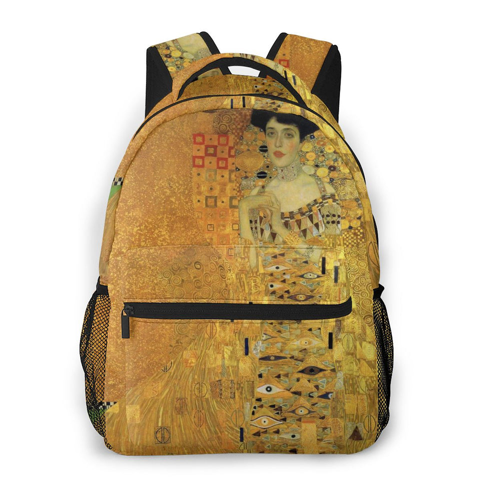 Gustav klimt Backpack