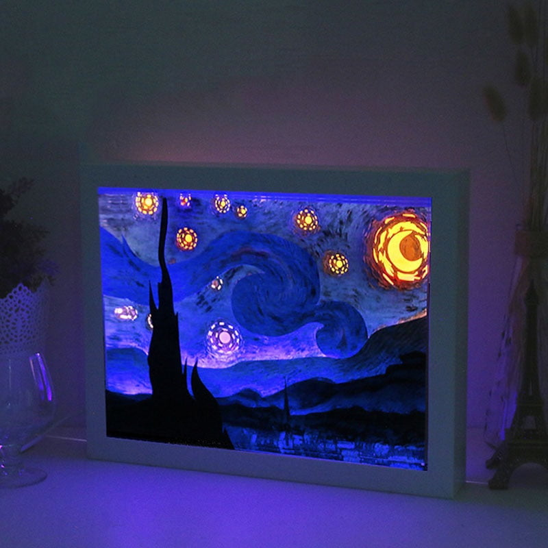 Starry night Led Lamp