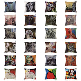 Picasso paintings Pillow Cases