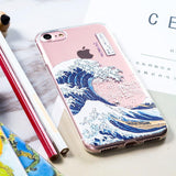 3D printed paintings on iphone cases