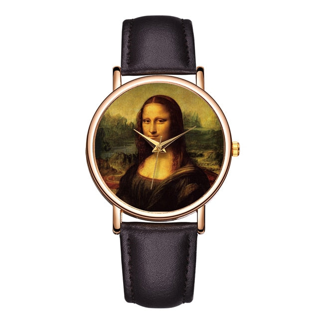 Monalisa - Da Vinci Watch