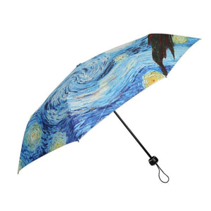The Starry Night Umbrella