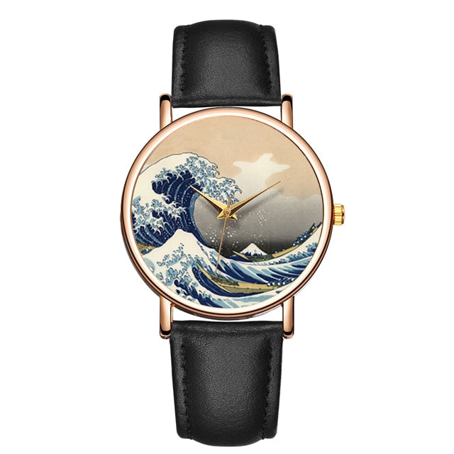 The great Wave off Kanagawa Watch