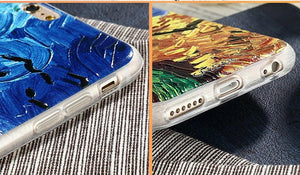 Van gogh iphone case