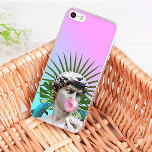 Artistic Statues Iphone Cases