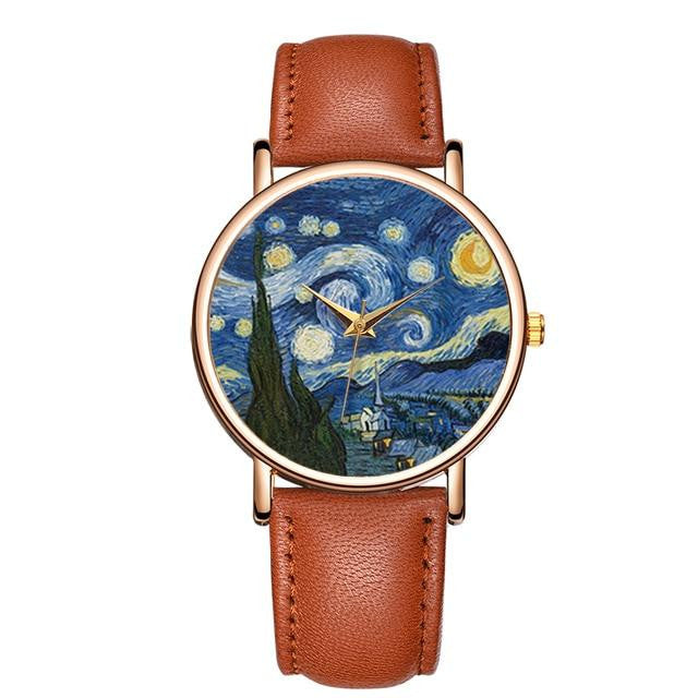 The Starry night watch