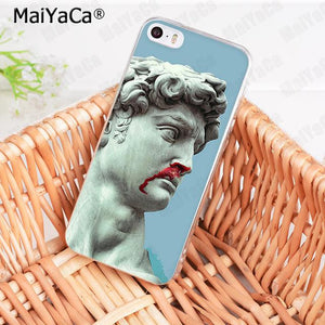 Aesthetic statues iPhone Cases