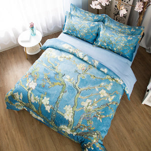 Almond blossom Bedding Set