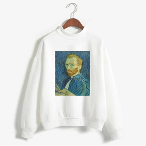 Vincent selfportrait Sweatshirt