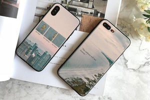 Van gone aesthetic iphone cover