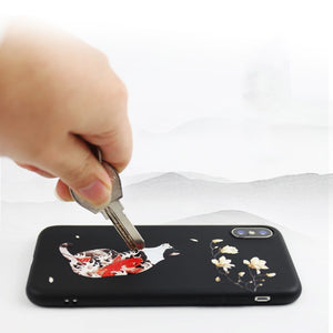 The great wave of Kanagawa 3D iPhone Case