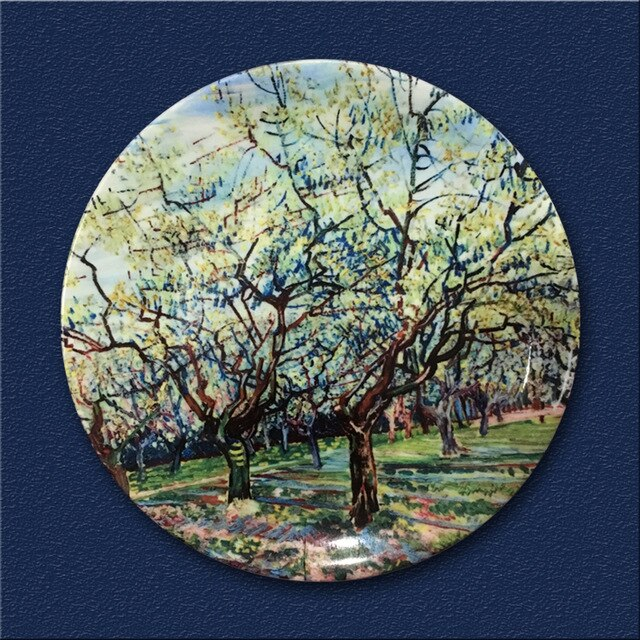 Van Gogh Decorative wall plates