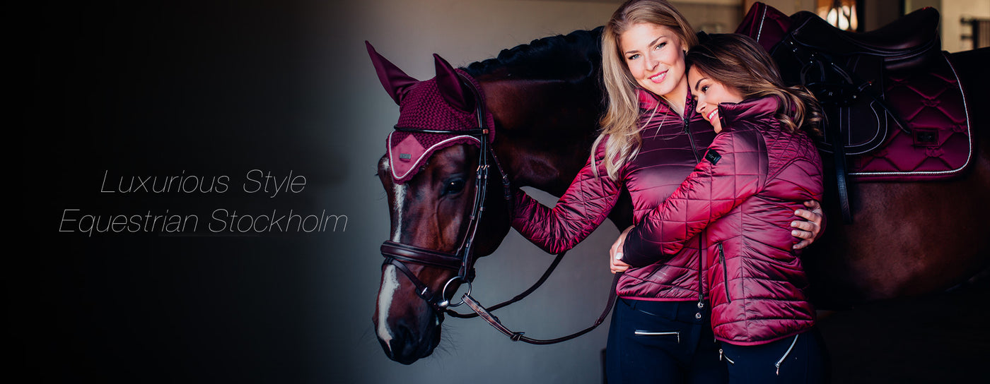 41403f3523d EQUESTRIAN STOCKHOLM. Luxurious Equestrian Style