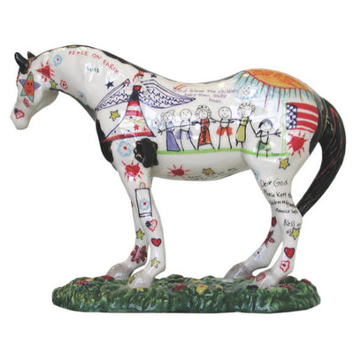 Trail of Painted Ponies Childrens Prayer 2E Black Box