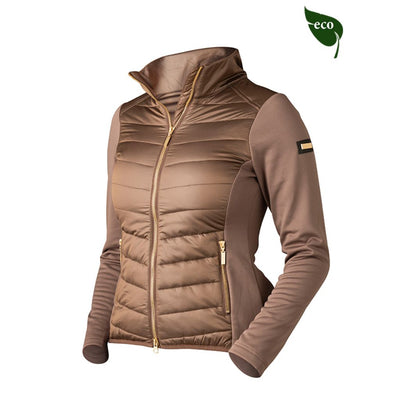 Equestrian Stockholm Active Performance Jacket Champagne