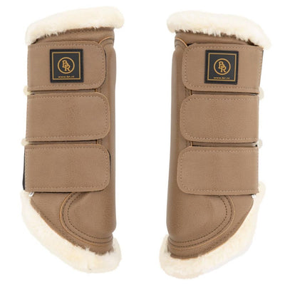 BR Majestic Brushing Boots Gold