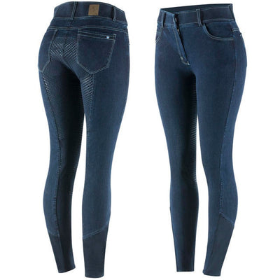 Horze Arabella Denim Breeches