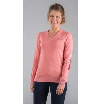 B Vertigo Nina V Neck Knit Jumper