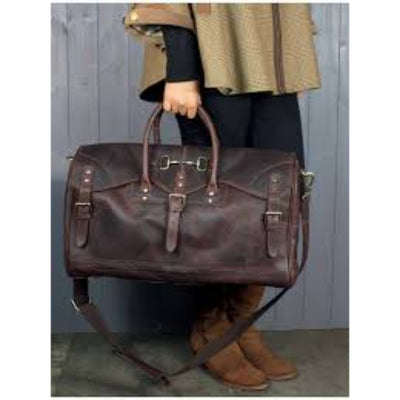 Grays Barrington XL Leather Travel Bag