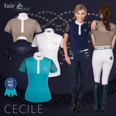 FairPlay Cecile Shirt NAVY
