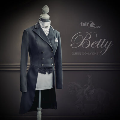 FairPlay Betty Softshell Tailcoat