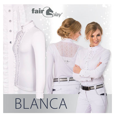 FairPlay Blanca Long Sleeve Shirt