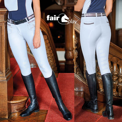 FairPlay Jill Silicone Knee Kids Breeches