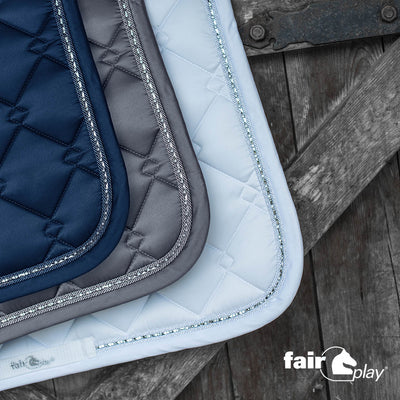 JUMP/AP Saddle Pad Fair Play Azuryt