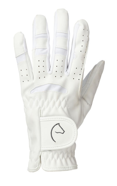 Equi-Theme Grip Gloves with airing holes and comfort panels