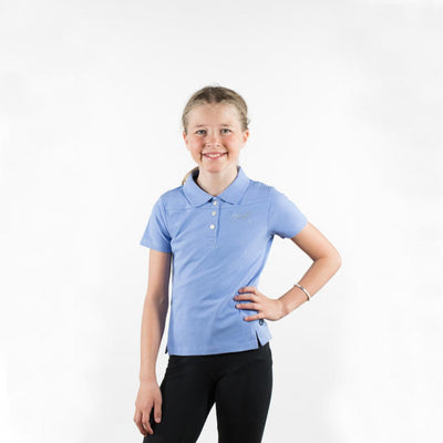 Horze Erin Kids Polo Shirt