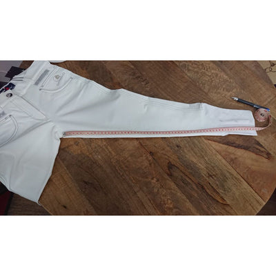 QHP Lara Silicone Full Seat Kids Breeches