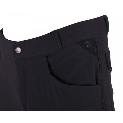 QHP Luc Junior Boys Silicone Knee Patch Breeches
