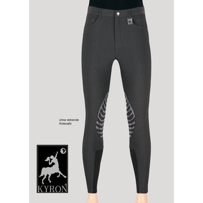 Kyron Kontakt Silicone Knee Mens Breeches