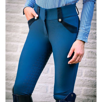 PS of Sweden Karen Silicon Full seat Breeches Neptuna