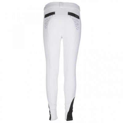 QHP Pearl Self-Knee Kids Breeches