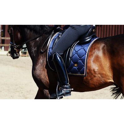 Equestrian Stockholm Dressage Saddle Pad Royal Classic