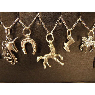 Necklace Sterling Silver Foal