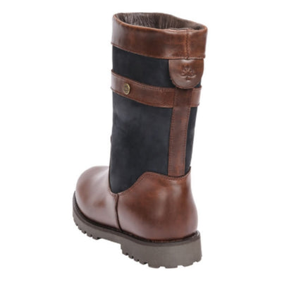 Leather Country Short Boots *Small sizing