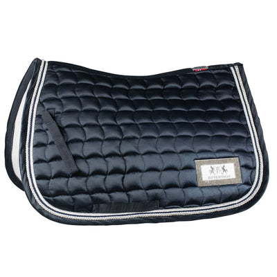 B Vertigo Vermont All Purpose Saddle Pad NAVY
