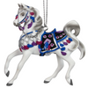 Trail of Painted Ponies Christmas Ornament Arabian Splendor