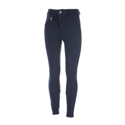 Horze Active Silicone Full Seat Kids Breeches